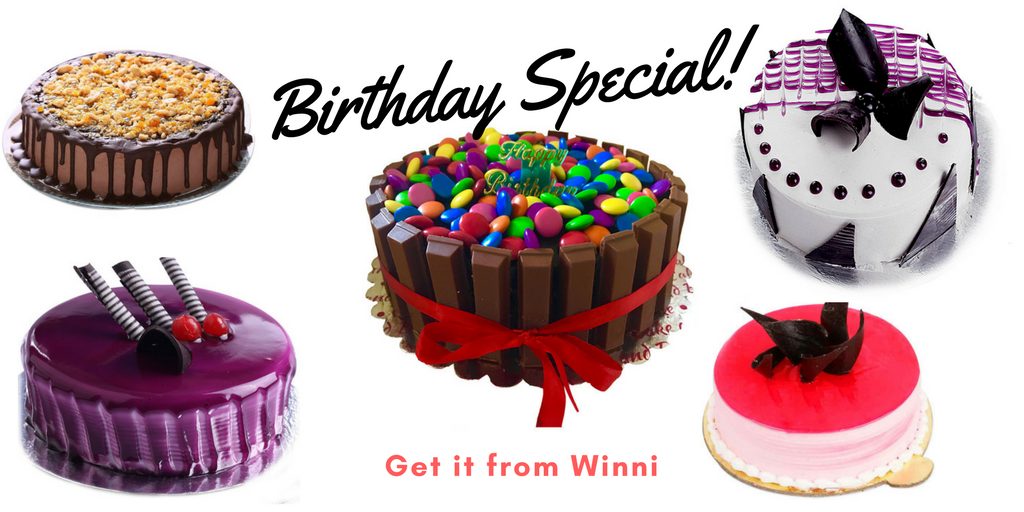 Which Cake Is Your Favorite Winni Celebrate Relations