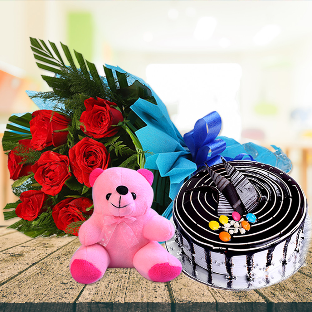 cake and flowers delivery in Bangalore