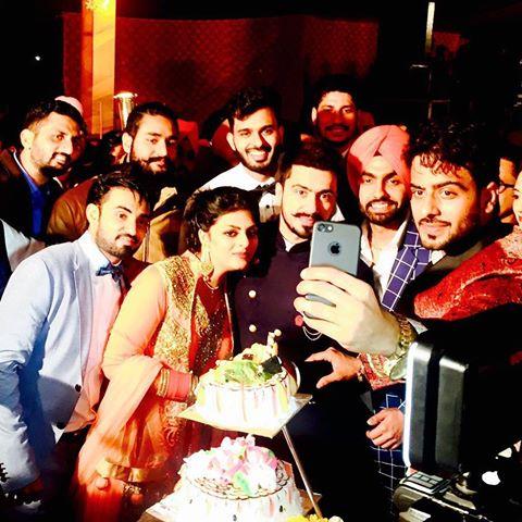celebrity celebration winni