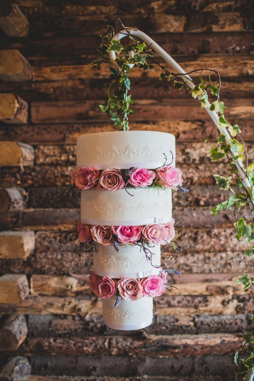 Hanging Designer Cake