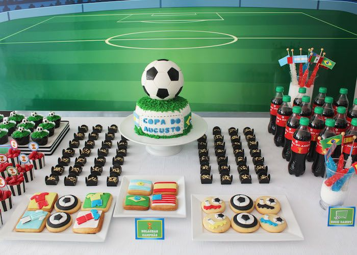 Relish Fifa World Cup With The Sweetness of Cake