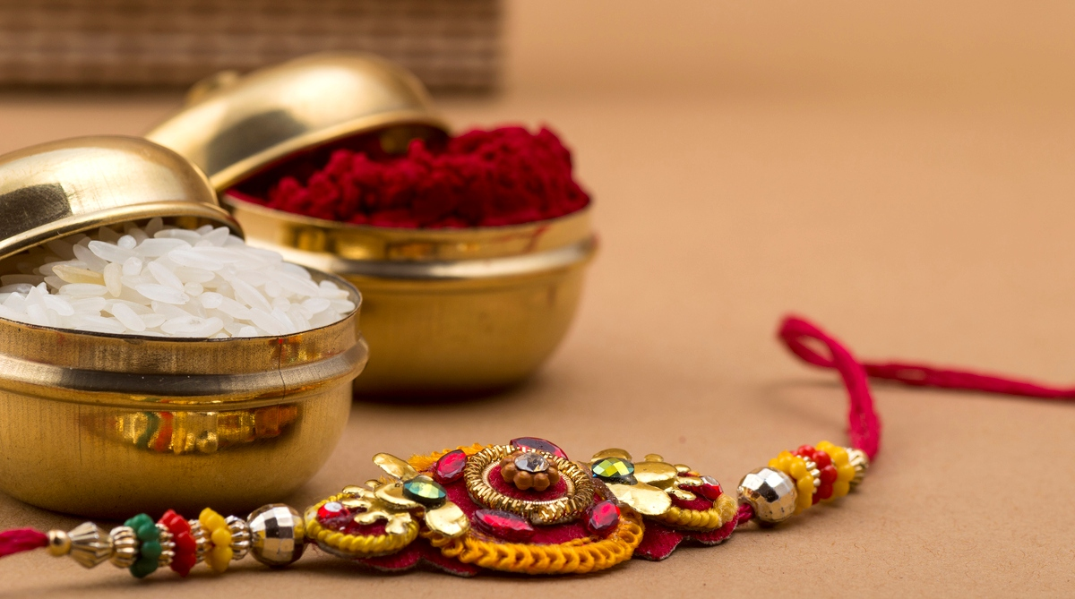 Top 8 Most Beautiful Rakhi for Your Handsome Brother