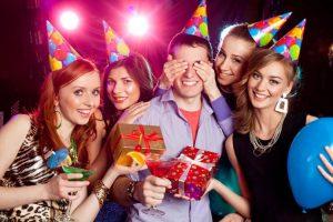Organize a surprise party