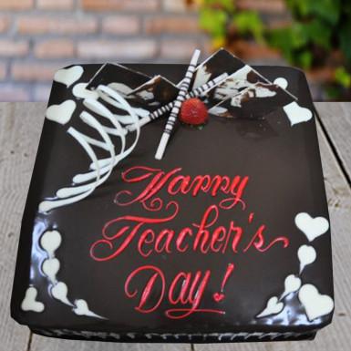 Teacher's Day Cakes