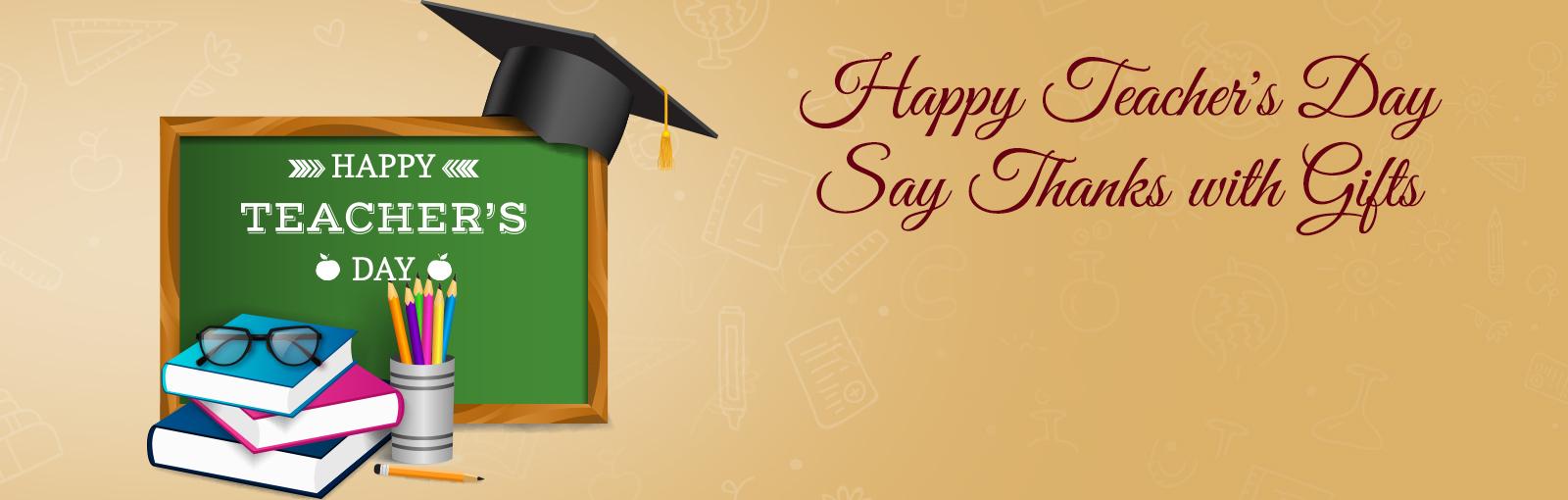 Celebrate Teacher's Day