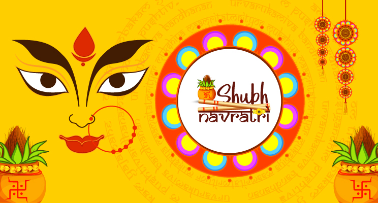 Celebrate this Navratri with Warm Wishes and Unique Gifts