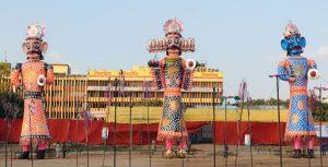 Dussehra Celebration in North India