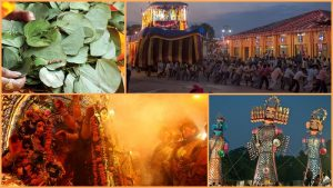 Dussehra Celebration in South India