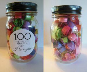 DIY Jar of Love