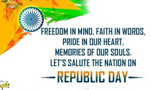 Send Republic Day Wishes To Your Beloved One From Winni
