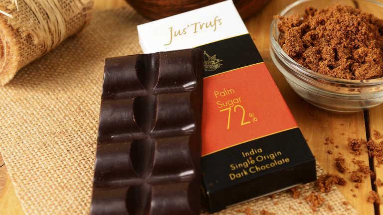 Artisanal Sugar-Free Chocolate Bar