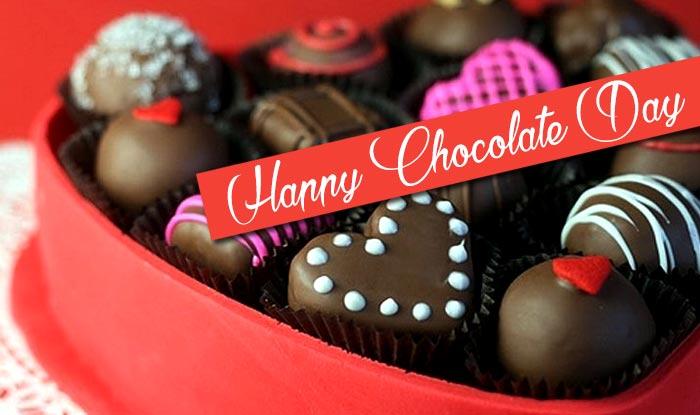 Chocolate day - winni