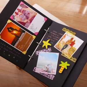 For a Sentimental mom: A Scrapbook of Memories
