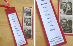 For a Bookworm: DIY Bookmark