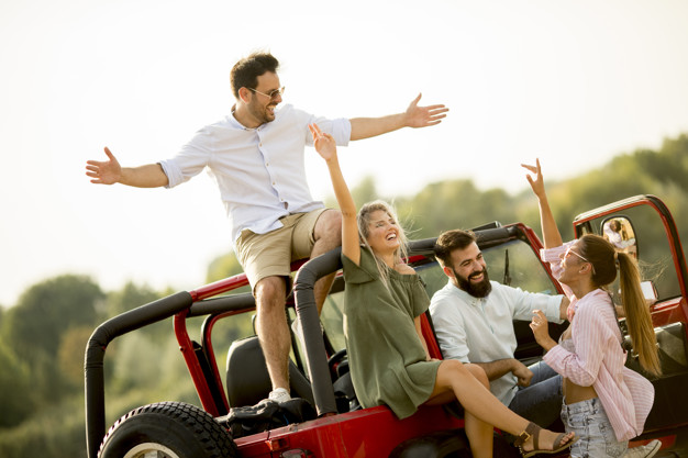 Top 10 Road Trip Hacks If You are Planning to Hit the Road with Friend