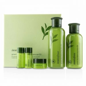 For a Healthy Mom: A Green Tea Gift Set