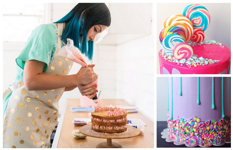 List of Famous Professional Cake Artists Sculpting Cakes Into a Piece of Art
