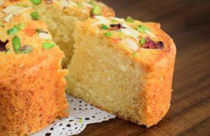 India: Mawa Cake