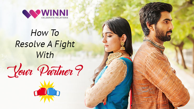 How to Resolve a Fight With your Partner