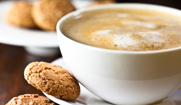 Do You Drink Coffee Just To Dunk Biscuits/Cookies In It?