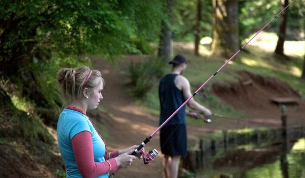 Go Fishing & Picnic