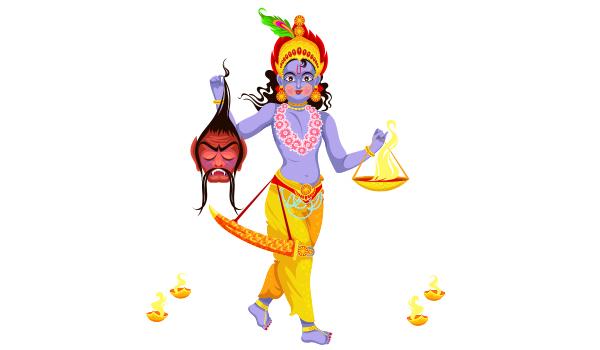 Narak Chaturdashi (Choti Diwali)