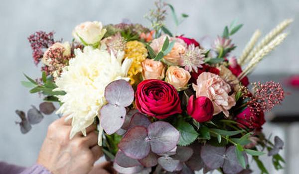 Fresh Elegant Flowers