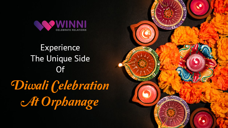 Experience the Unique Side of Diwali Celebration at Orphanage