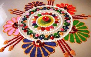 Rangoli- Making Lives Colorful