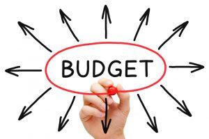 Frame a budget