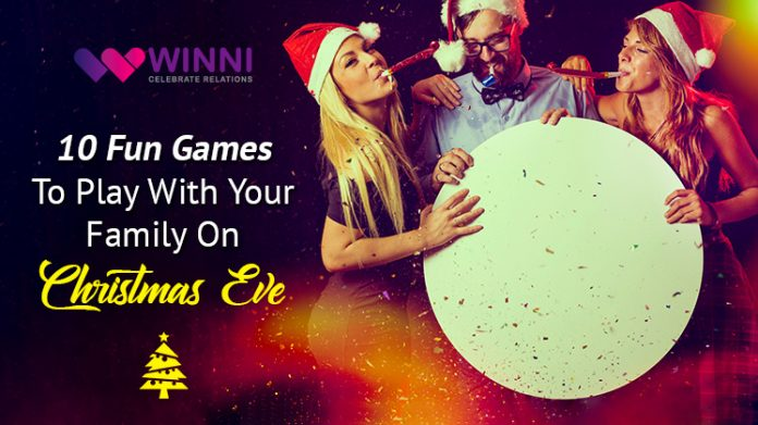 10 Fun Games To Play With Your Family On Christmas Eve