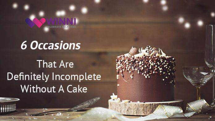 6 Occasions That Are Definitely Incomplete Without A Cake