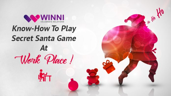 Know-How To Play Secret Santa Game At Work Place!