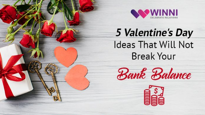 5 Valentine's Day Ideas That Will Not Break Your Bank Balance