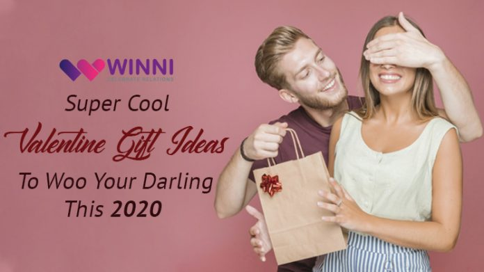 Super Cool Valentine Gift Ideas to Woo your Darling this 2020