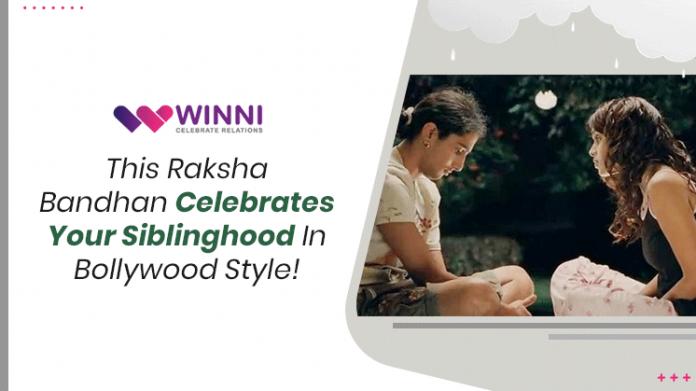 This Raksha Bandhan Celebrates Your Siblinghood In Bollywood Style!