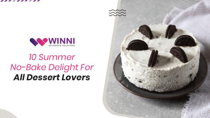 10 Summer No-Bake Delight For All Dessert Lovers