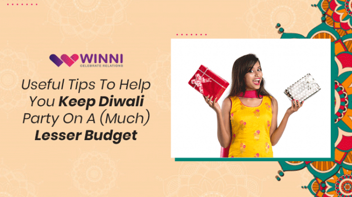Useful Tips To Help You Keep Diwali Party On A (Much) Lesser Budget