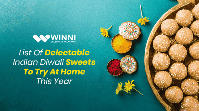 List Of Delectable Indian Diwali Sweets To Try At Home This Year