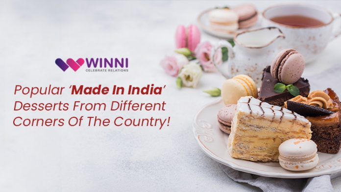 Popular 'Made In India' Desserts From Different Corners Of The Country!