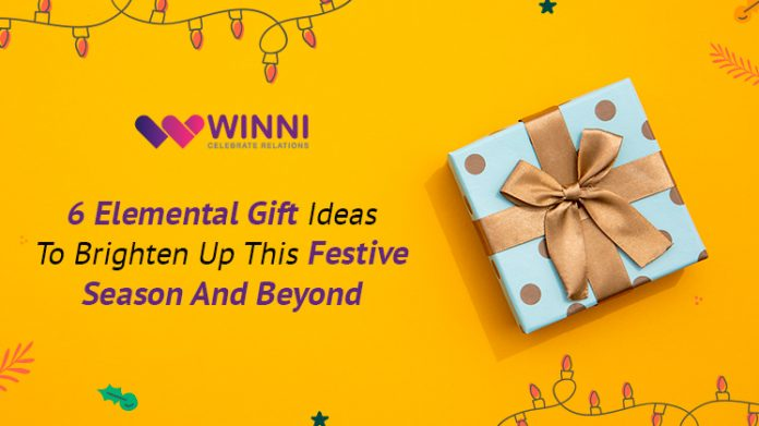 6 Elemental Gift Ideas To Brighten Up This Festive Season And Beyond