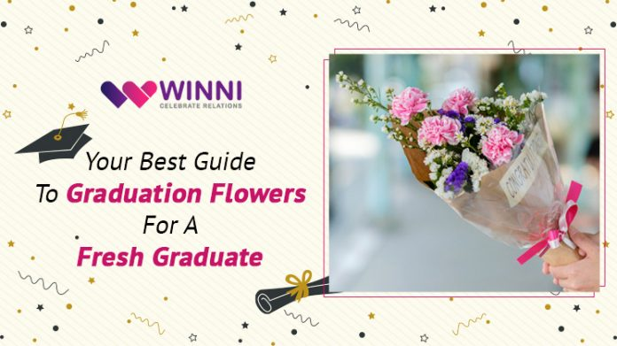 Your Best Guide To Graduation Flowers For A Fresh Graduate