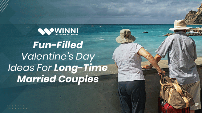 Fun-Filled Valentine's Day Ideas For Long-Time Married Couples