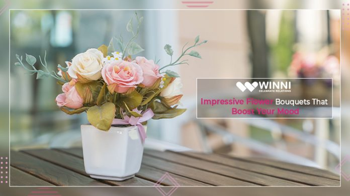 Impressive Flower Bouquets That Boost Your Mood!!!
