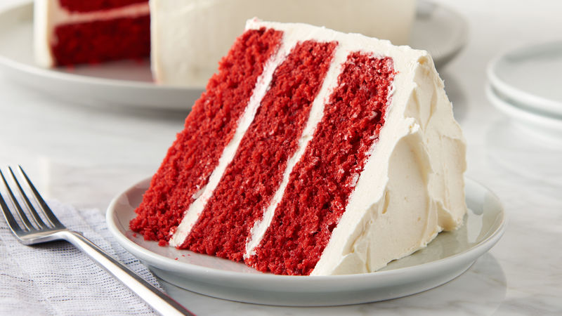 Can You Make Red Velvet Cake Without Red Food Coloring